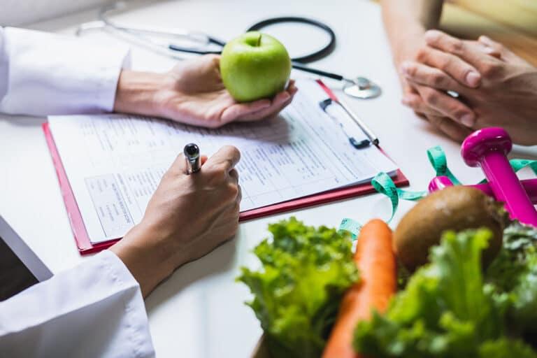 Service Santé - Diététique