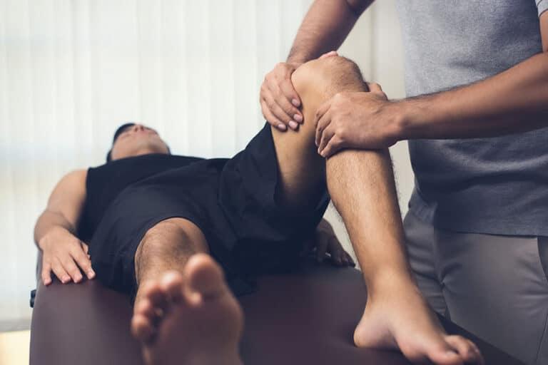 Service Santé - Kinésithérapie