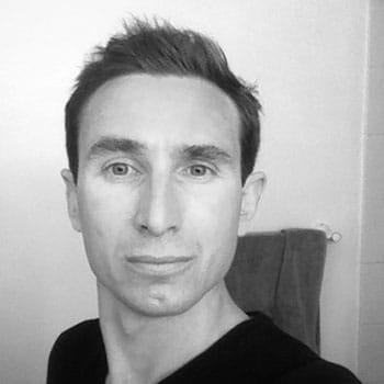 Maxime Lamotte, votre ostéopathe Mooving Arena proche de Meylan